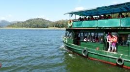 Si le lac est le coeur de la réserve, celle-ci occupe une superficie de 777km²