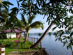 De plain pied sur les backwaters