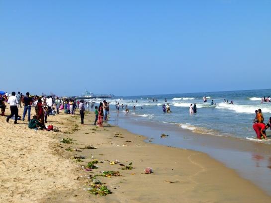 La deuxième plage du monde... par la longueur, mais certainement la plus meurtrière.