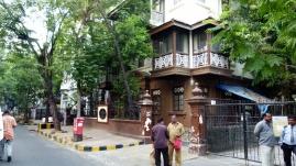 Maison où résida Gandhi de 1917 à 1934