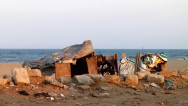 Habitat des pêcheurs