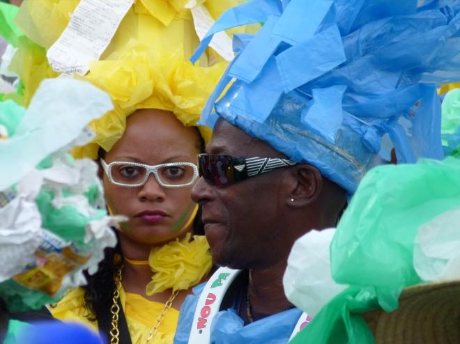 Il me faudra faire tomber les masques du Carnaval pour découvrir le vrai visage du peuple Martiniquais